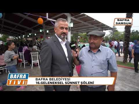 Bafra Belediyesi Sünnet Şöleni 2019
