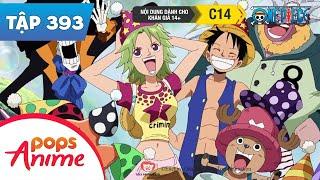 One Piece Tập 393 - Mục Tiêu Là Keimi! Nanh Vuốt Của Kẻ Bắt Cóc Chuyên Nghiệp Xuất Hiện -Đảo Hải Tặc