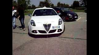 Family Day '10 :: Test Drive :: Alfa Romeo Giulietta 170 CV (Diesel) :: Parte 1/2