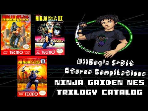 Ninja Gaiden Trilogy (NES) Soundtracks - 8BitStereo