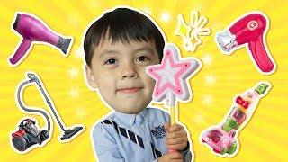 장난감으로 변해라!!! 마법 요술봉 - 마슈토이 Mashu ToysReview