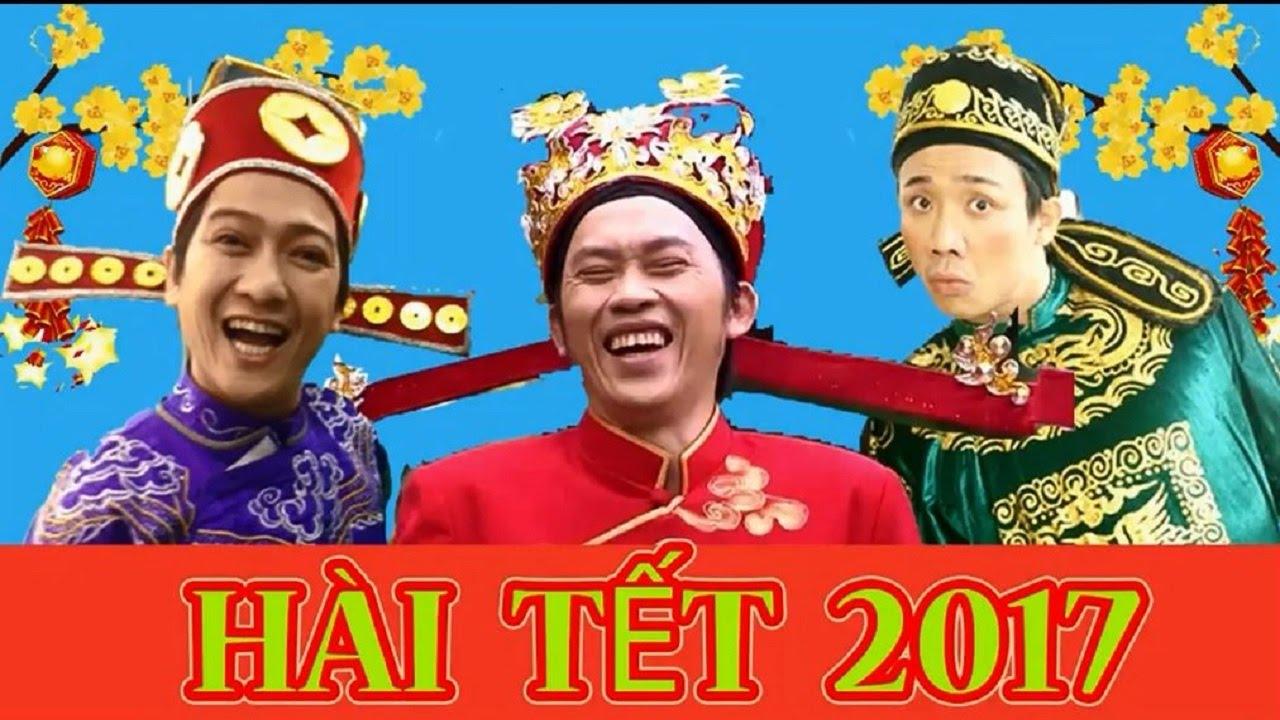 Táo Quân 2017 – Hoài Linh – Trường Giang – Trấn Thành – Hứa Minh Đạt