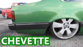 Chevette Fixa Verdão - Carros Rebaixados