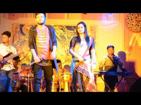 Nahor | Bihu Live Performance by Manash Pratim & Himadri Sarma