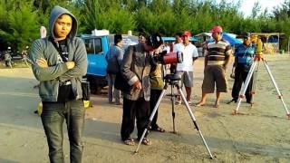 Cara Melihat Posisi Hilal Dengan Alat Modern Untuk Menentukan Awal Ramadhan & Syawal 2017 Video