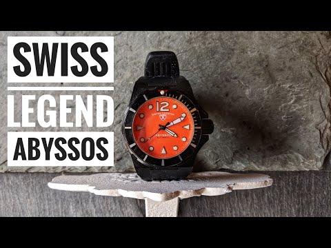 Swiss Legend Assos Diver Watch Review