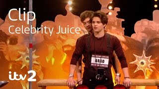 Bradley Simpson from The Vamps takes on the dingalingadongalongatho...