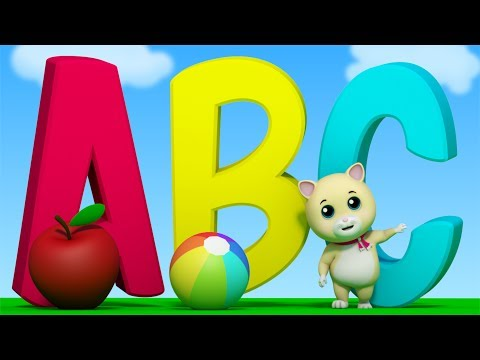 Big Phonics Song  ABC Song  Learn Alphabets  A To Z Nursery Rhymes  Ba Songs Kids Tv Cartoons