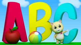 Big Phonics Song | ABC Song | Learn Alphabets | A To Z Nursery Rhymes | Baby Songs Kids Tv Cartoons