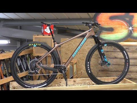 The Santa Cruz Carbon Chameleon - First Look | StifTV Mp3