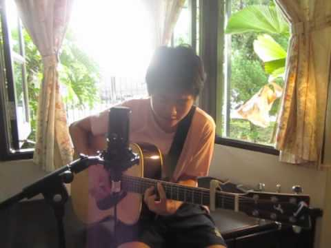 Underneath Your Love - David Choi (Cover) w/ Chords!