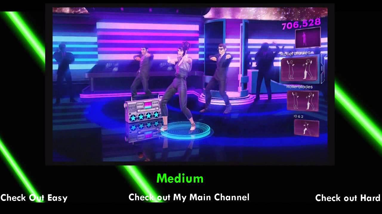 Teach Me How To Dougie Medium Dance Centra; 3 Gameplay