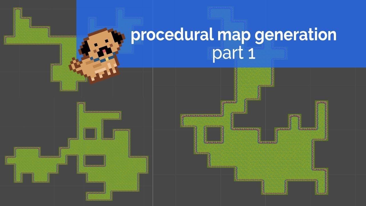 Procedural Dungeon Generation Part 1