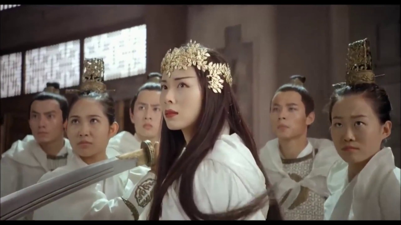 Download Sword Master 2016   Three Young Master Fight Scene Final Action Part 2