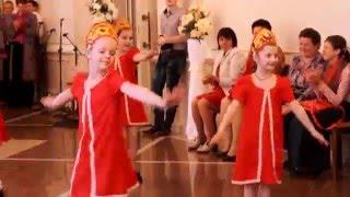 детский танец Кадриль 2016