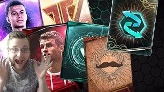 Biggest FIFA Mobile 18 Packsanity! Team Hero Packs, Mega Skill Boost Pack, Movember Bundle..