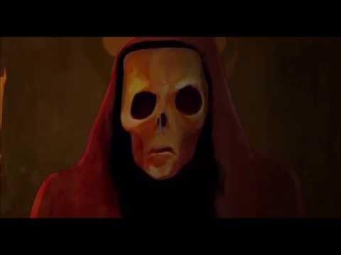 Edgar Allan Poe Extraordinary Tales  La maschera della morte rossa SUB ITA