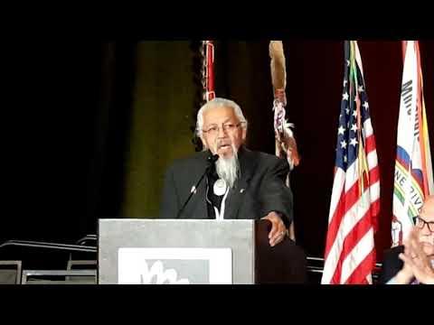 NCAI - National Congress of American Indians 2018 Past President   Joe Garcia   Housing