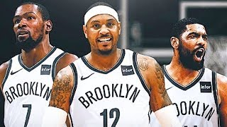 Kevin Durant Gets Carmelo Anthony On The Nets With Kyrie Irving (Parody)