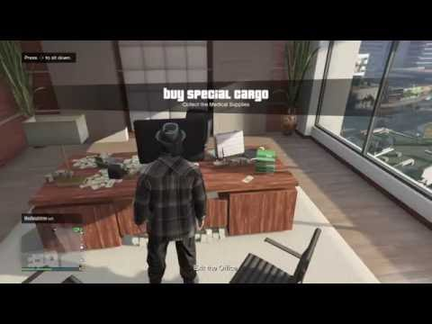 Ghetto GTA Online Part 12 - CEO work and freeroam with Edwin