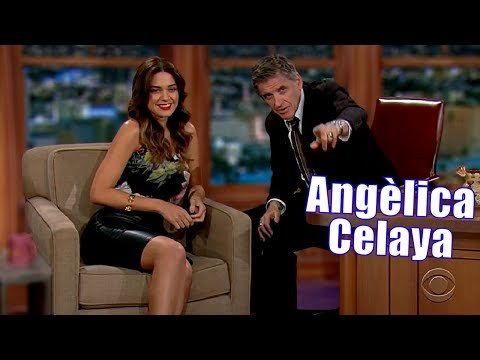 Angelica Celaya  Teaches Craig How To Sit Like A Lady  Only Appearance