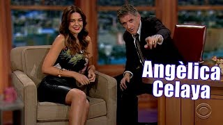 Angelica Celaya - Teaches Craig How To Sit Like A Lady - Only Appearance