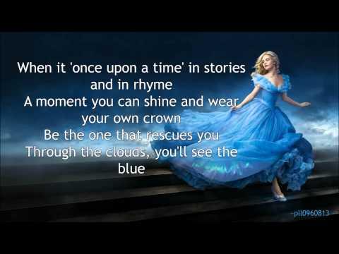 Sonna Rele Strong Lyrics | Cinderella 2015 Soundtrack