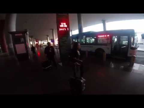 Immense Frustration Trying to Locate Hotel Shuttle Bus Curb at Beijing Capital (PEK)