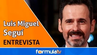 El verdadero motivo por el que abandonó Luis Miguel Seguí 'La que se avecina'