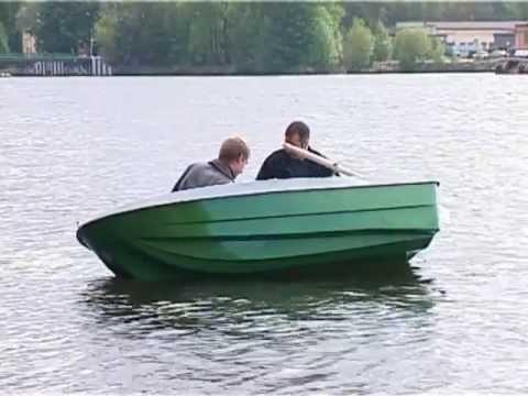 Лодка ШАРК-255