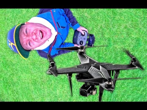 Drohne Xiro Xplorer V