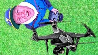 Drohne Xiro Xplorer V(Drohne Xiro Xplorer V präsentiert von