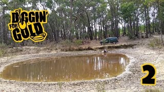 Might be on to something here... | Part 2 | Aussie Gold Prospecting