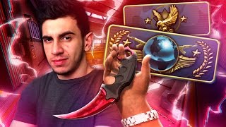 MANDANDO A REAL - CS:GO DE NOOB À GLOBAL #96