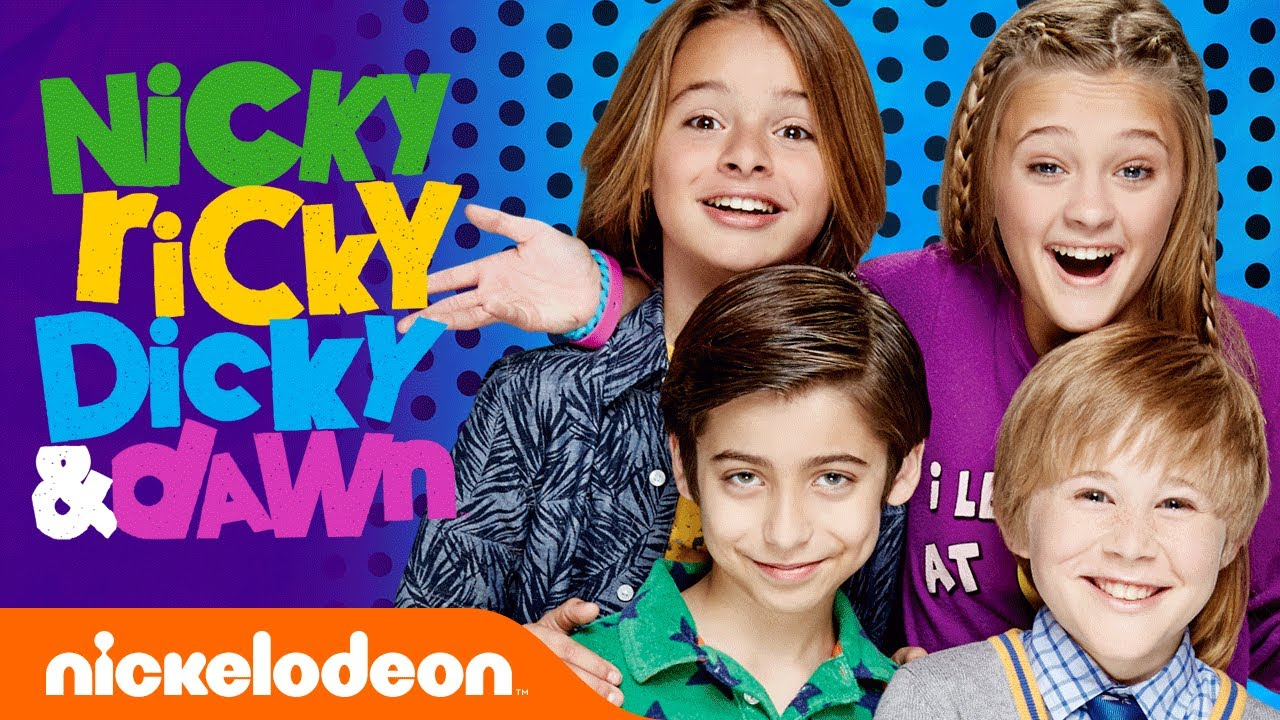 Download 1 Moment from EVERY Episode of Nicky, Ricky, Dicky, and Dawn! | Nickelodeon