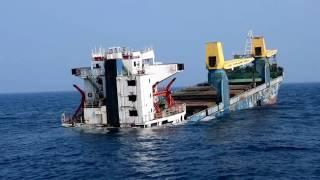 Behind the scenes look at the sinking of the KRAKEN