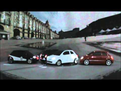 Modellini Fiat 500 Juventus Youtube