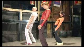 Клубные Танцы Обучение Online - Разминка (часть 2)