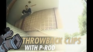 Paul Rodriguez l Throwback Clip l