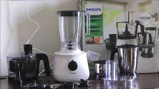 Philips Food Processor HL1661 Unboxing and Review | Best Food Processor in India?