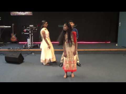 Thenai Inikka Dance | Christmas 2016 | Gospel Vision Tamil Church Roermond