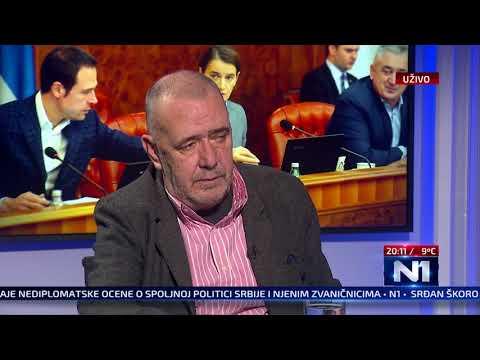 N1 direktno: Mićunović i Žarković o beogradskim izborima i opoziciji