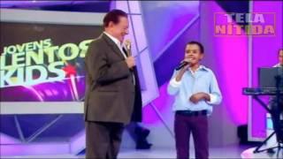 Palhinha Jotta A - Oh Happy Day  Programa Raul Gil - Jovens Talentos Kids