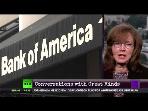 Great Minds: Ellen Brown - Did You Know Banks Can Take Your Money in A Crisis?