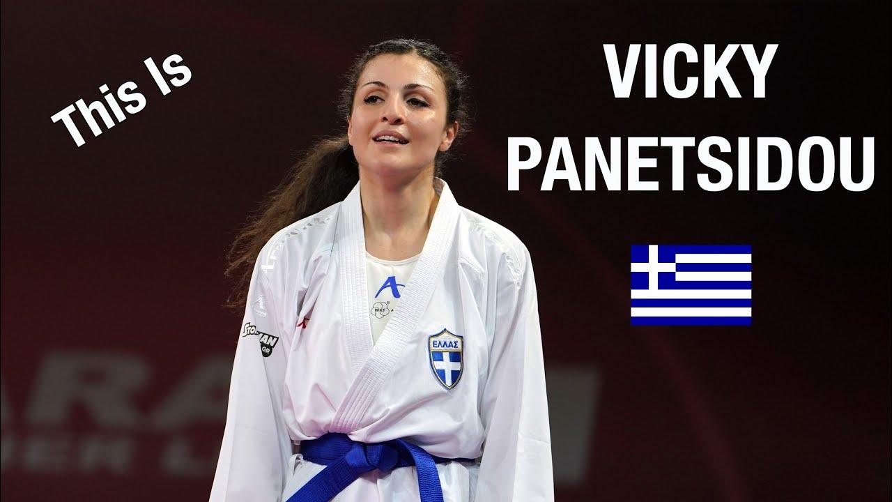 Meet KARATE Star Vicky Panetsidou