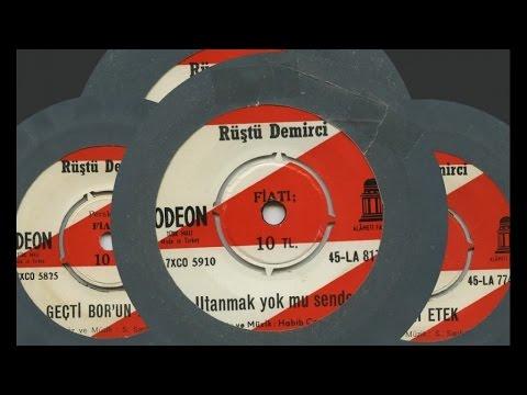 Rüştü Demirci - Güllü Kız (Official Audio) (Official Audio)