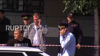 Russia: 7 injured in knife attack in Surgut; assailant shot dead at scene
