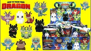 Opening How To Train Your Dragon The Hidden World Collectors Keyrings