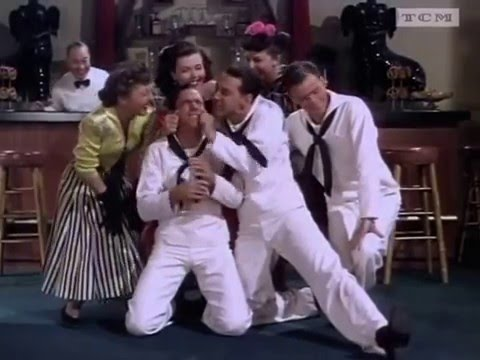 You Can Count On Me - On The Town - Gene Kelly - Frank Sinatra