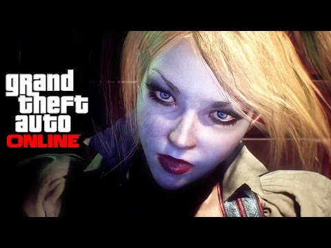 How to make Harley Quinn (Arkham Series) - Grand Theft Auto Online